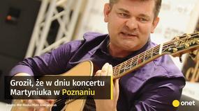 Szantażyści grozili firmie organizującej koncerty Zenona Martyniuka