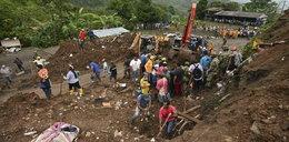 W Kolumbii zeszła lawina błotna. Co najmniej 14 osób zginęło