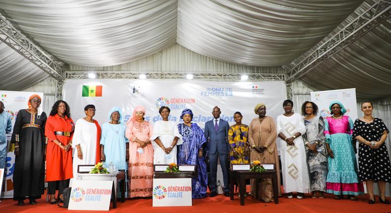 Forum Génération-Egalité : Les femmes et les filles au cœur de la politique émergente du Sénégal