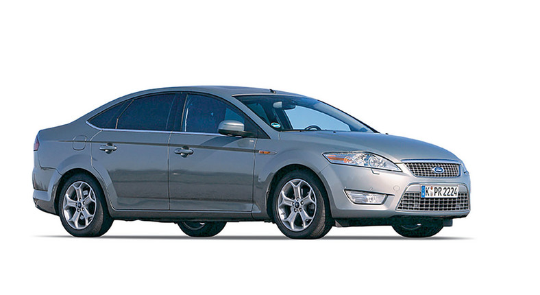 Ford Mondeo III