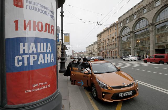 Referendum će pokazati kolika je zaista podrška Putinu (foto: Moskva)