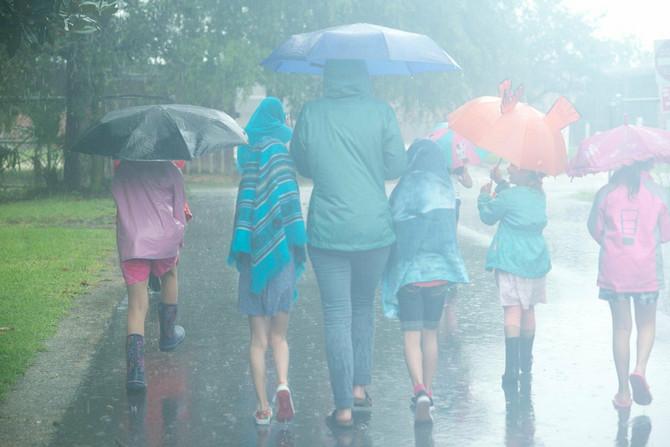 Ne dajte da vam kiša uprospasti dan