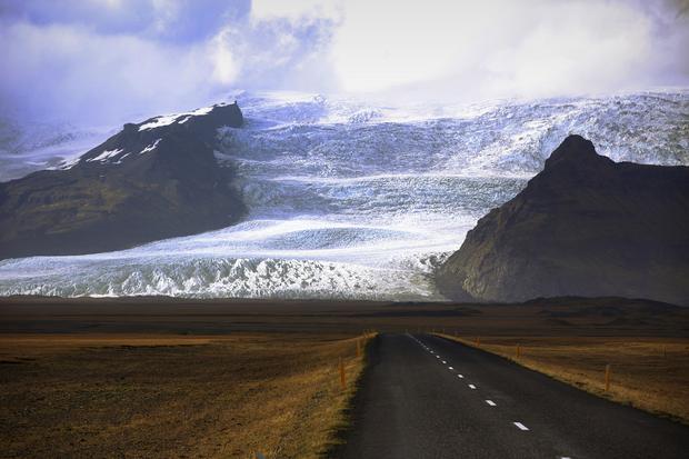 Lodowiec Vatnajökull