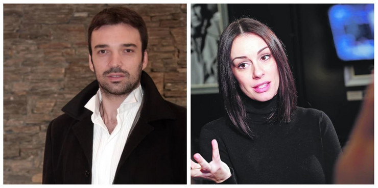 Ivan Bosiljčić i Sloboda Mićalović