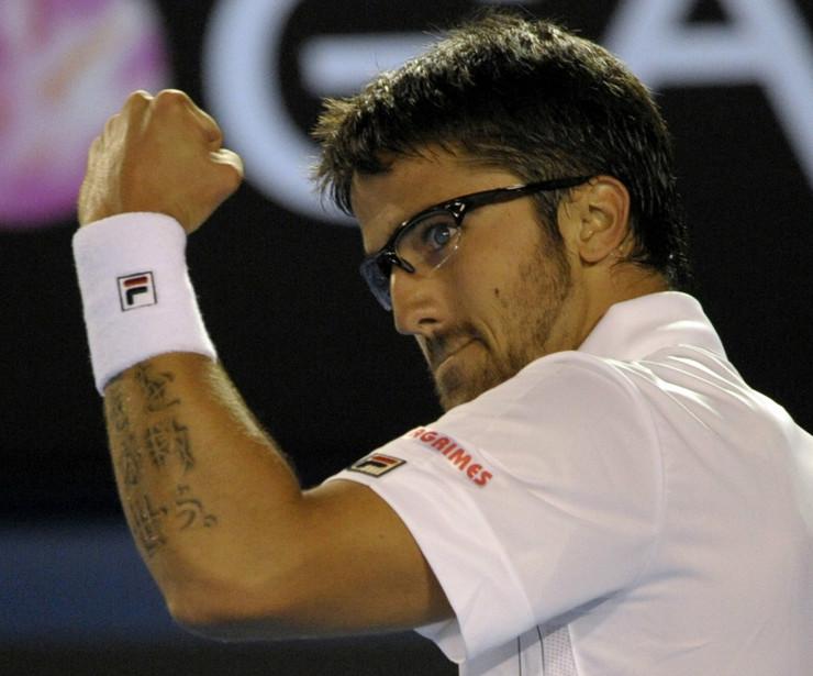 Janko Tipsarević, Rodžer Federer