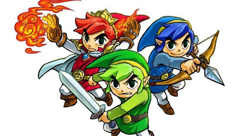 Recenzja The Legend of Zelda: Tri Force Heroes