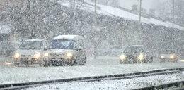 Silny wiatr i opady śniegu. IMGW ostrzega