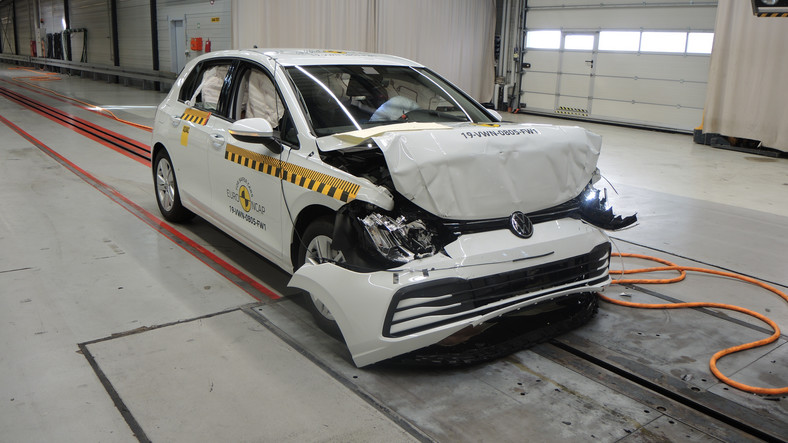 Crash-test: Volkswagen Golf VIII