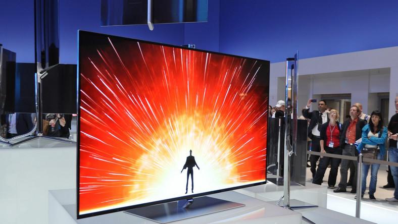 Samsung chwali się swym ekranem OLED