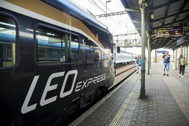 Leo Express Praga-Kraków