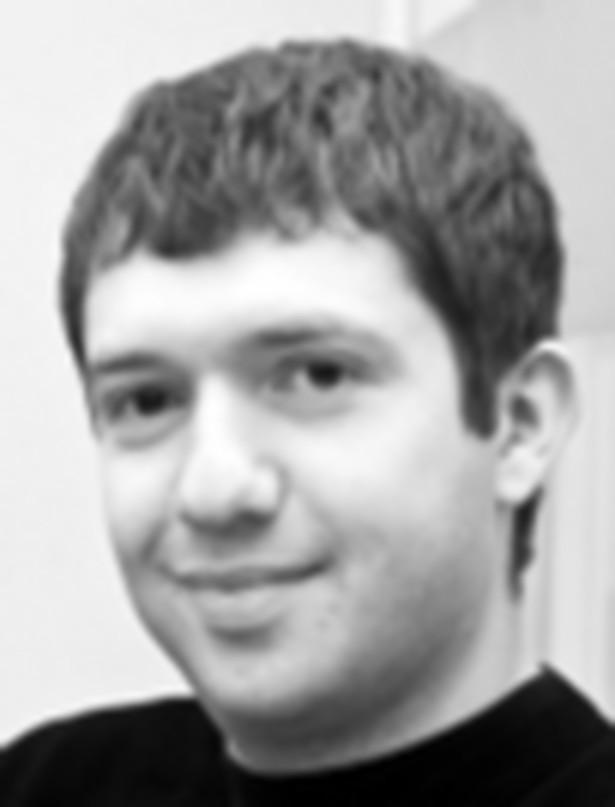 Michał Potocki, szef działu opinie