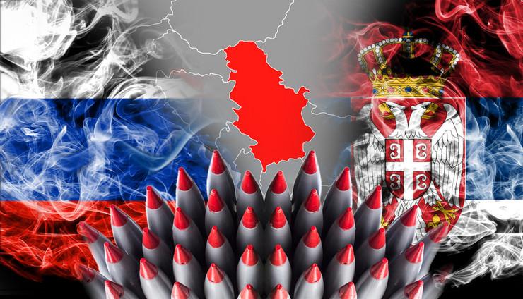 Srbija, Rusija, SAD, Kombo