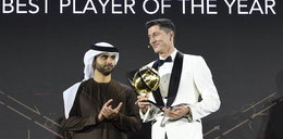 Gala Globe Soccer Awards. Robert Lewandowski piłkarzem roku!