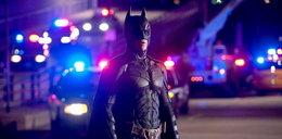 """""""Batman"""" próbował pomóc w akcji policyjnej"""