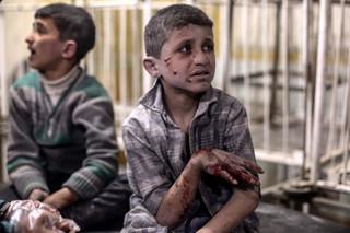 Sarin czy chlor? Chemiczna broń znów zabija w Syrii
