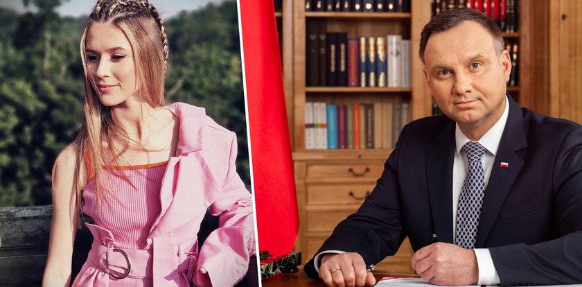 Nowa stylizacja Roksany Węgiel. Fani zachwyceni, a wśród nich... sam Prezydent RP!