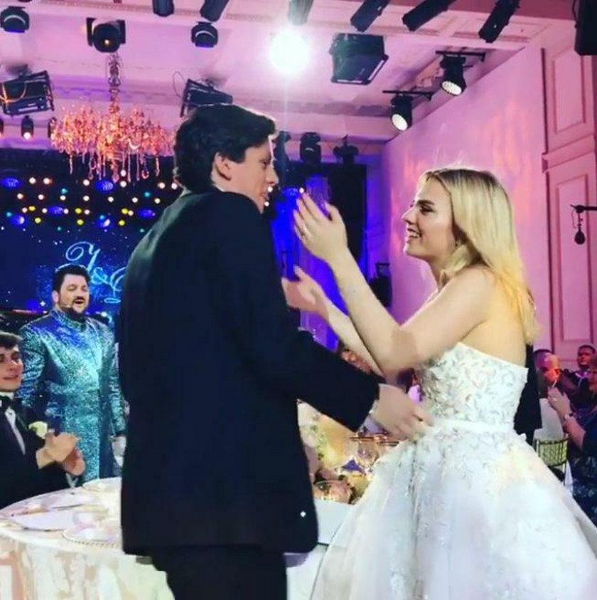Dziadek Ireny wydał miliony na jej wesele, a ona chciała tylko wrócić do byłego