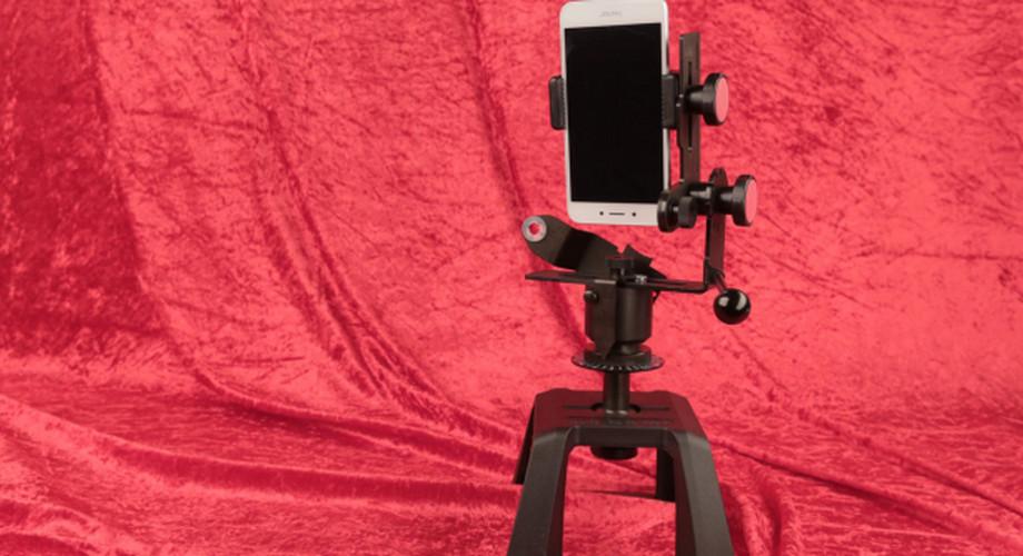 Wolaptor: Nodalpunktadapter für Smartphones im Test