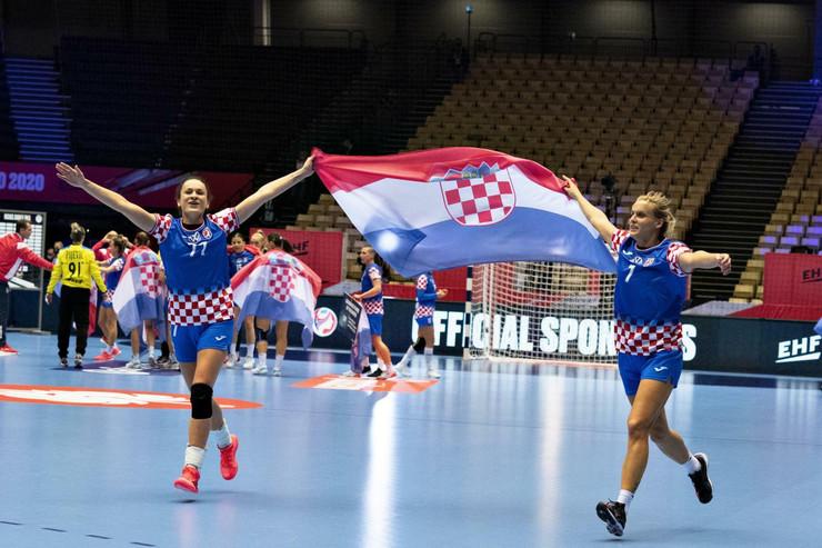 Ženska rukometna reprezentacija Hrvatske