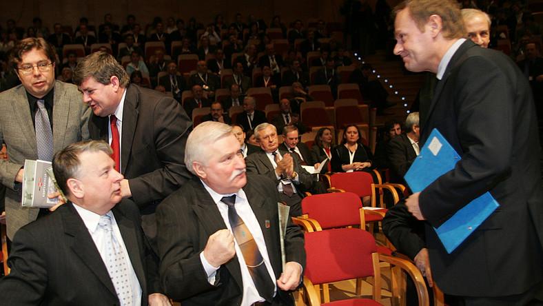 Niemiecki agent w otoczeniu Donalda Tuska