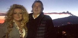 Gessler na Sycylii, gdzie szaleje wulkan! Wokół trzęsienia ziemi, a ona...