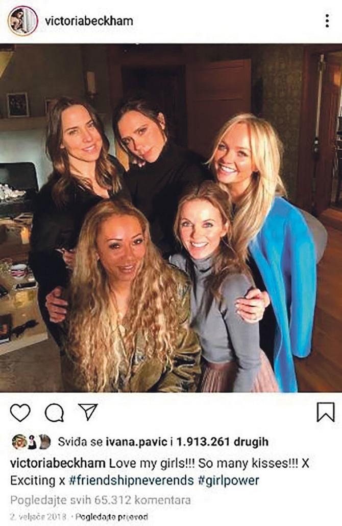 Spice Girls Instagram