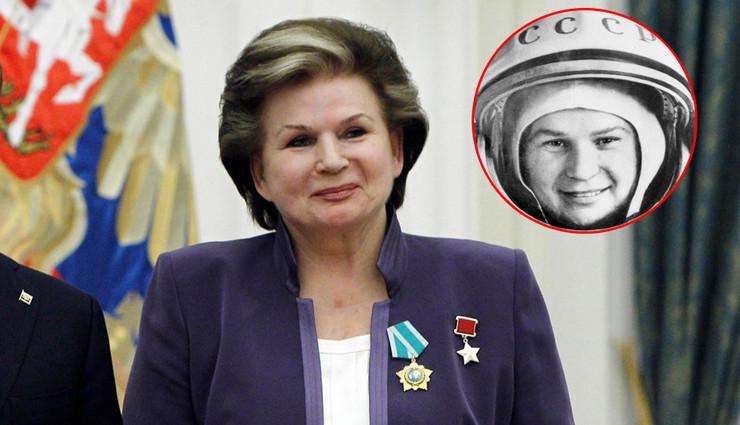 ljudi promenili tok istorije13 Valentina Tereshkova pokrivalica foto AP