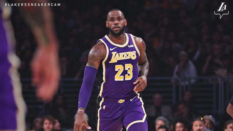 LeBron James passes Michael Jordan in NBA all-time scoring as Lakers ... 22191d367