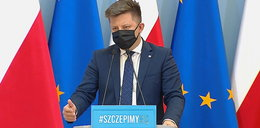 Konferencja ministra Dworczyka w sprawie szczepień. Turbo przyśpieszenie w szczepieniach!