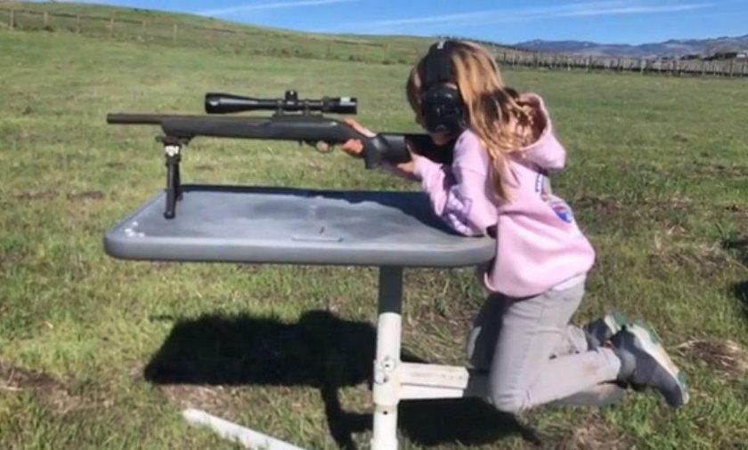 7-letnia Willow Sage Hart