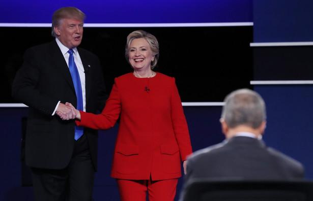 """""""Clinton była na pewno lepiej przygotowana np. w kwestiach polityki międzynarodowej. Nie znokautowała jednak Trumpa, który nie popełnił ogromnych błędów"""""""