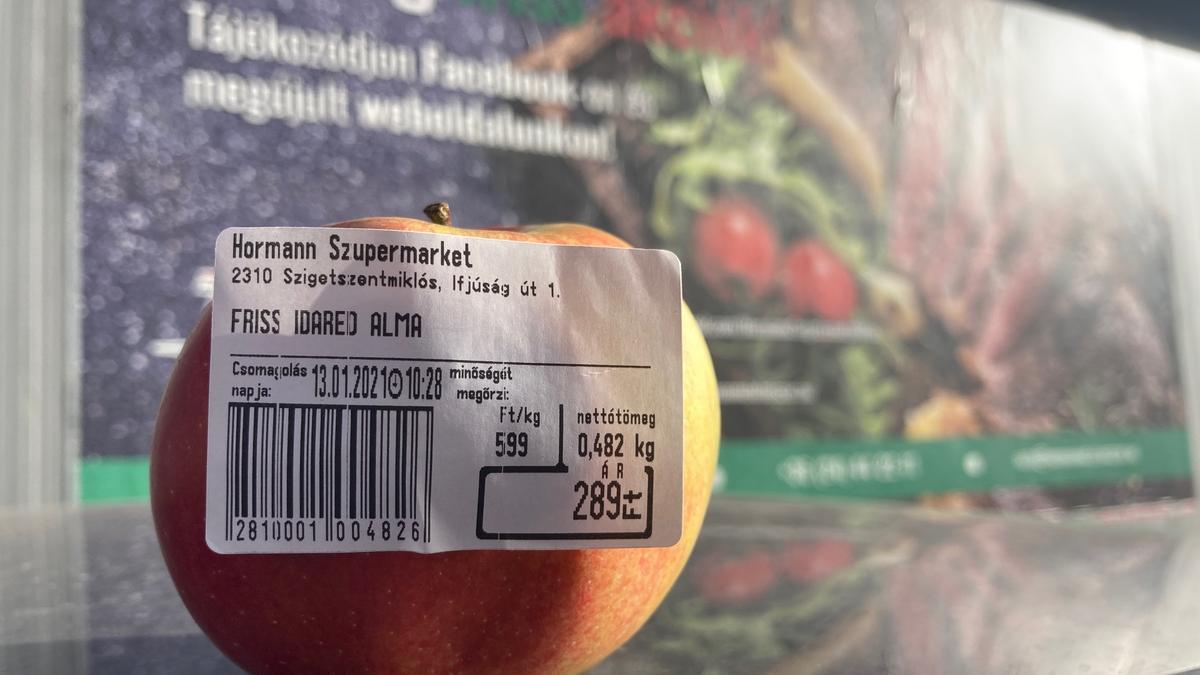 Döbbenet! Ezer forint lett egy kiló alma – Ezért emelhették meg ennyire az árát