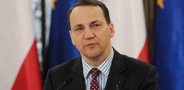 """Kłótnia Sikorskiego i szefowej """"Wiadomości"""". Poszło o Smoleńsk"""
