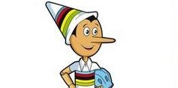 Pinokio maskotką kolarskich mistrzostw świata