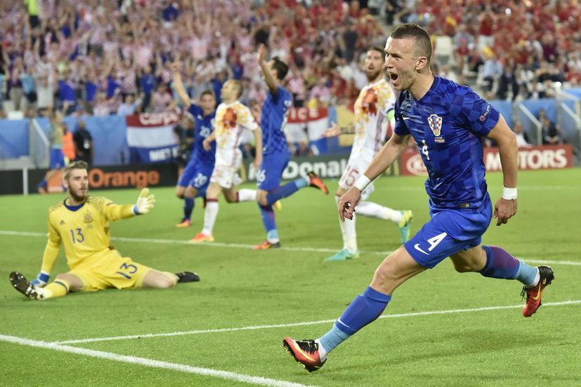 Chorwacja – Hiszpania 2:1