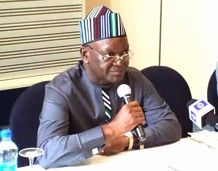 Governor Samuel Ortom
