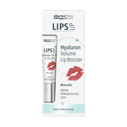 Pharmatheiss cosmetics - Lips UP Hyaluron Volume Lip Booster - opinie