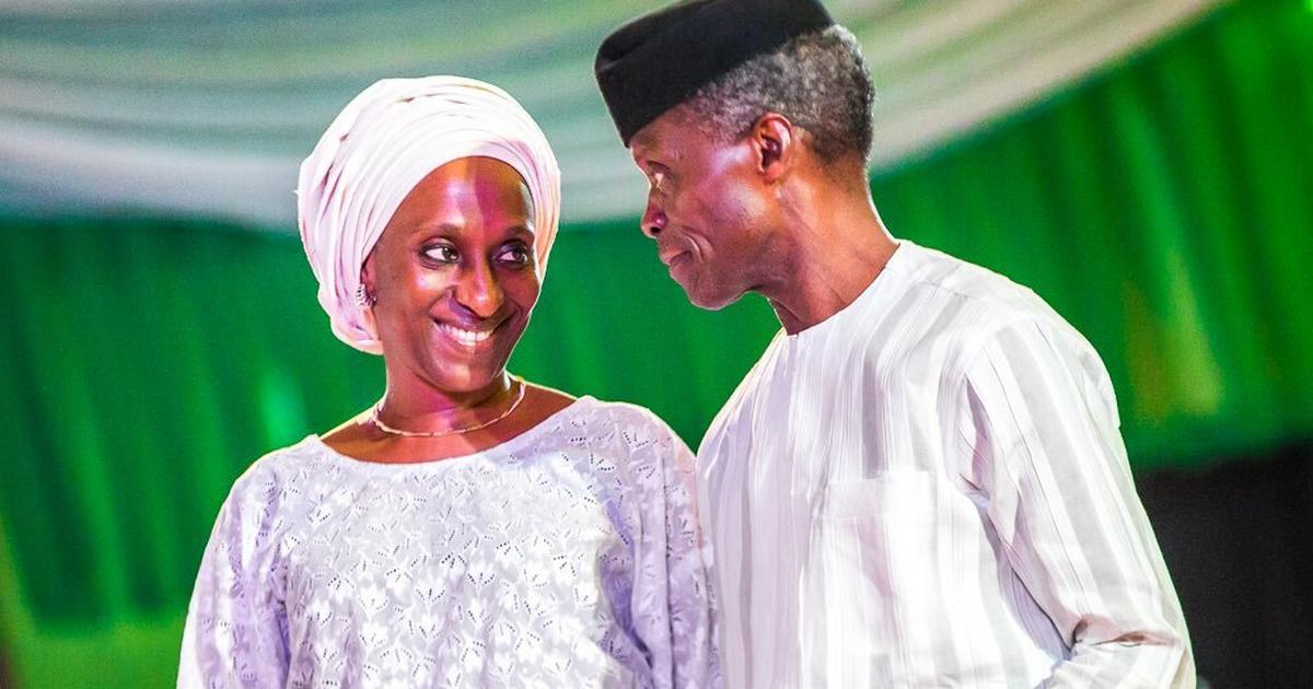 Osinbajo, wife, governors mark Akabueze's 60th birthday - Pulse Nigeria