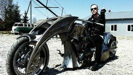 Powstaje motocykl sygnowany przez Nergala i zespół Behemoth