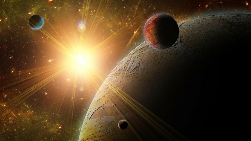 kosmos planeta