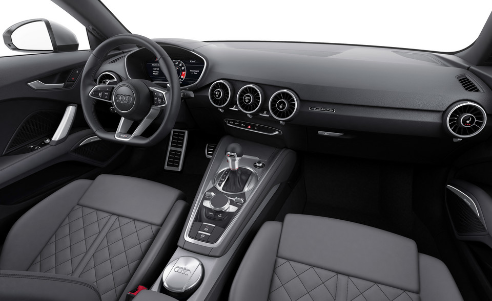 AudiTT system surround 5.1