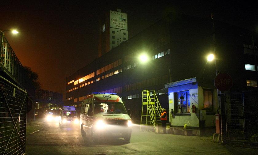 Eksperci stwierdzili szereg zaniedbań po katastrofie w KWK Mysłowice-Wesoła