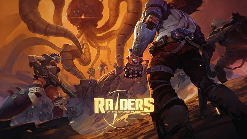 Raiders of the Broken Planet to nowa gra twórców Castlevania: Lords of Shadow