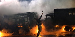 Ukraina na skraju wojny domowej