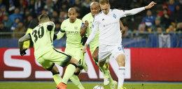 Teodorczyk zmarnował szansę. City tryumfuje w Kijowie