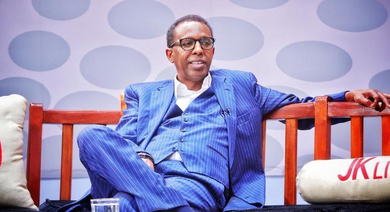 Lawyer Ahmednasir Abdullahi alias Grand Mullah