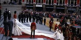 Suknie ślubne na królewskich dworach