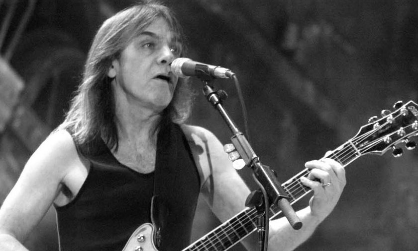 Nie żyje gitarzysta AC/DC