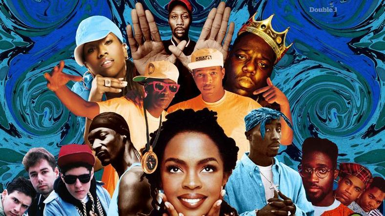 Rap music in the 90s dominated the music industry in America (secretformulany)