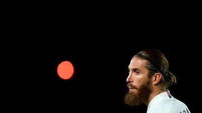 Real Madrid skipper Ramos tests positive for coronavirus